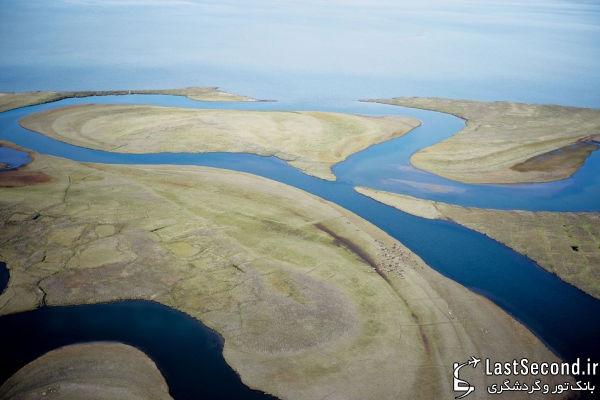 زیباریتن دریاچه های دنیا