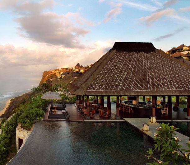 زیباترین هتل های دنیا – بالی، هتل بولگاری Hotel in Bali