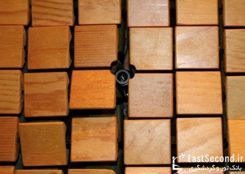 اینه چوبی