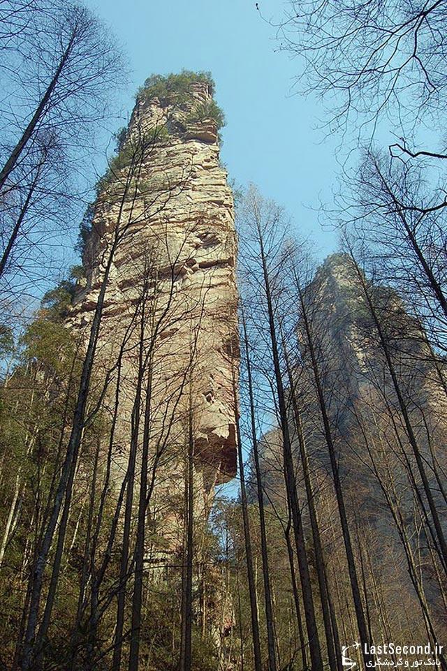 پارک ملی ژانگ ژیانگ یا سیاره پاندورا؟