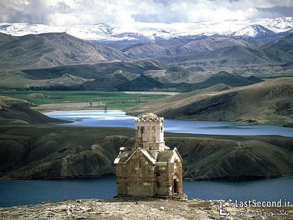 زیباترین و دیدنی ترین مناطق ایران Iran - آذربایجان ، کلیسای ارامنه
