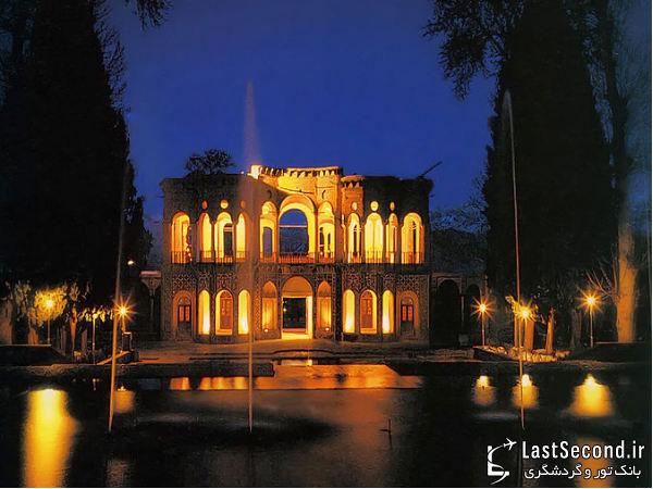 زیباترین و دیدنی ترین مناطق ایران Iran - باغ شازده(شاهزاده) ، کرمان