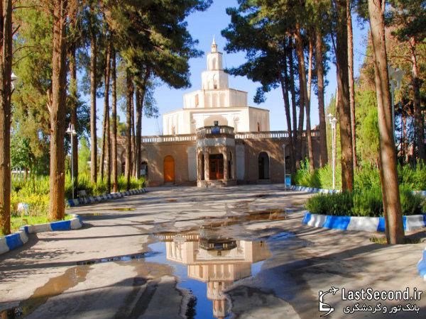 زیباترین و دیدنی ترین مناطق ایران Iran - ارگ کلاه فرنگی ، بیرجند