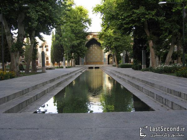 زیباترین و دیدنی ترین مناطق ایران Iran - مدرسه چهار باغ ، اصفهان