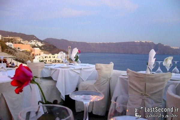 خوش منظره ترین رستورن های دنیا