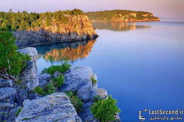 زیباترین دریاچه های دنیا