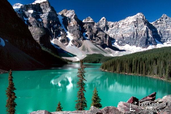 پارک ملی بنف کانادا