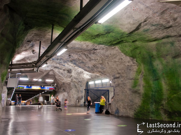 1- استکهلم ، سوئد: