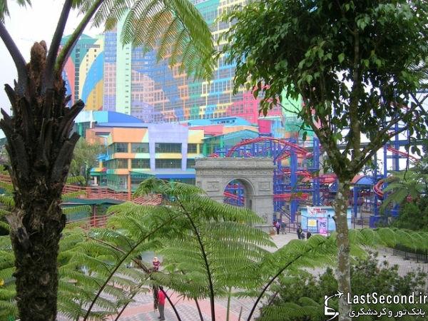 عکس   عکس ها و راهنمای گردشگری و تفریحی در مالزی