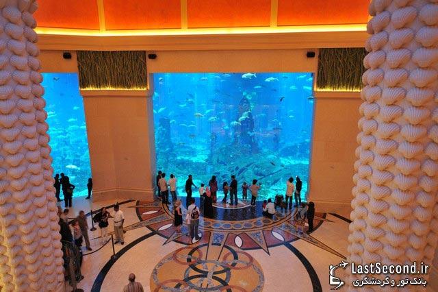 قیمت تور دبی هتل آتلانتیس