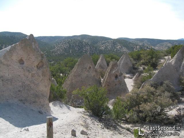 صخره های کاشا کاتووه تنت