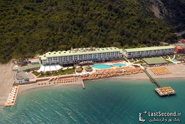 هتل Yelken، آنتالیا
