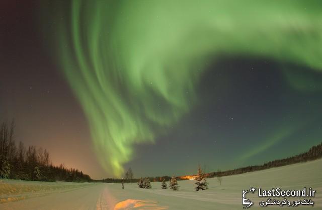 شفق قطب شمال