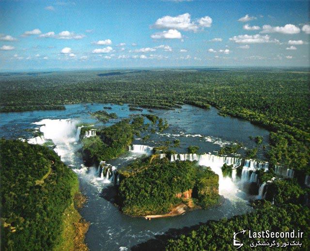 آبشار ایگوآزو، آرژانتین