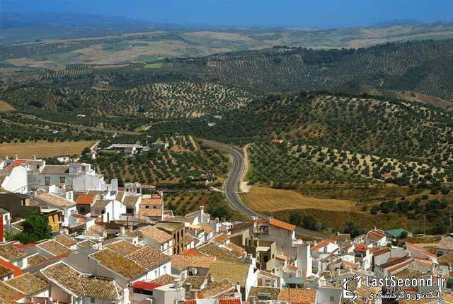 دهکده زیبای سفید اولورا، اسپانیا
