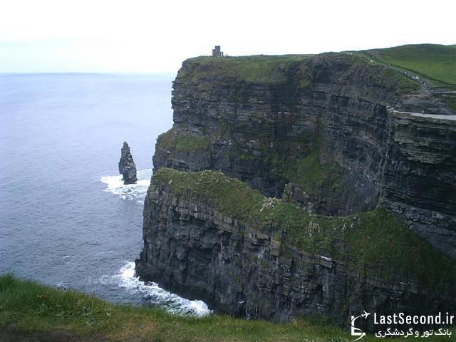 صخره های موهر، ایرلند