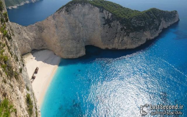 ساحل ناواجیو - جزیره زاکینتوس