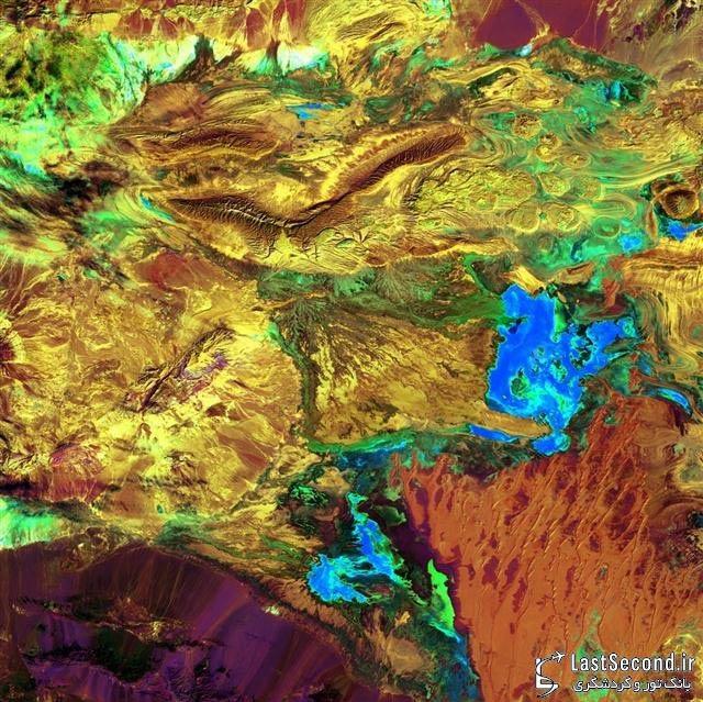 صحرای عظیم نمک، ایران