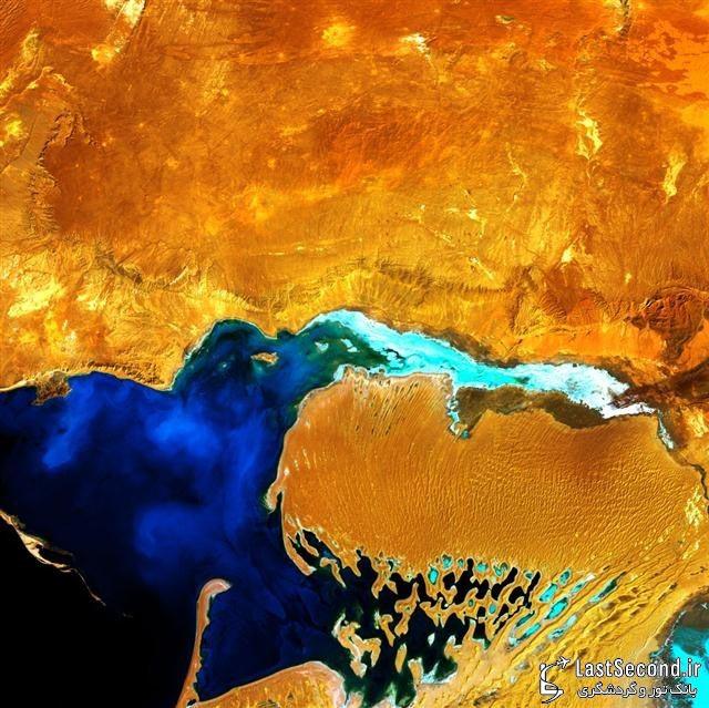 شبه جزیره Dardzha، ترکمنستان