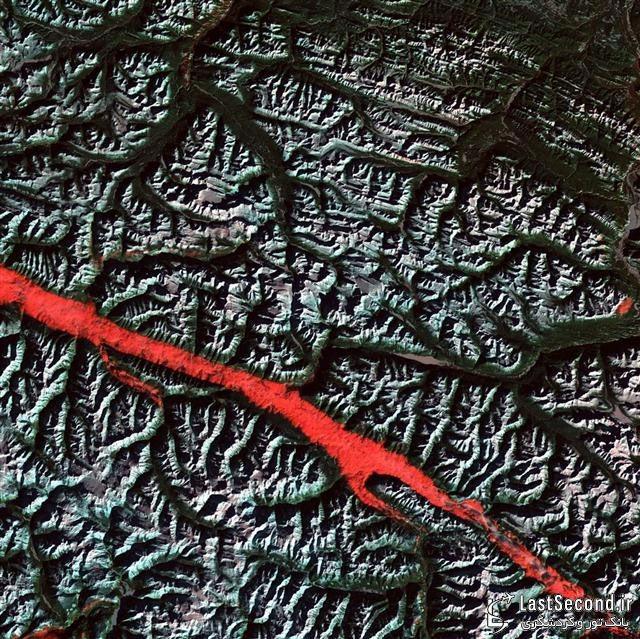 کوه های صخره ای، کانادا