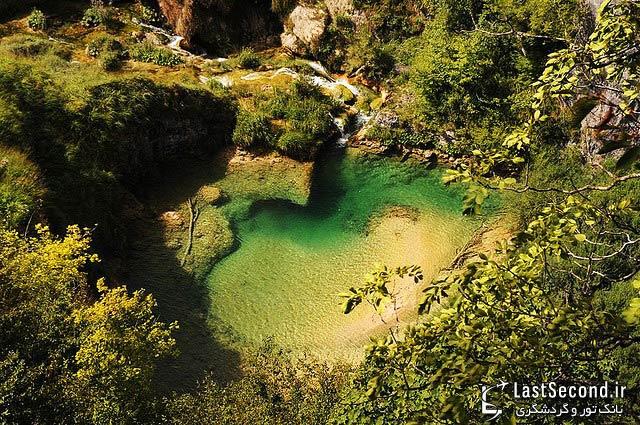 پارک ملی دریاچه پلیتوایس