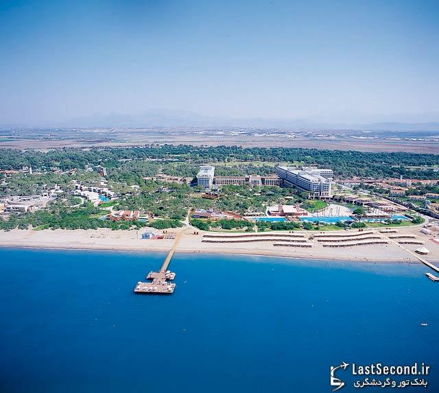هتل ریکسوس پریمیوم (بلک) آنتالیا - Rixos Premium Belek Antalya