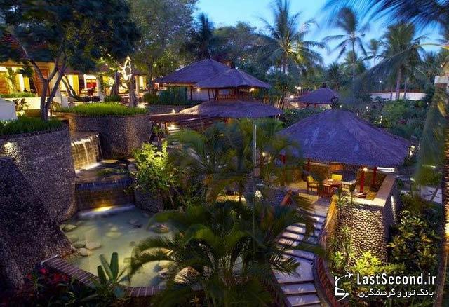 هتل لاگونا بالی