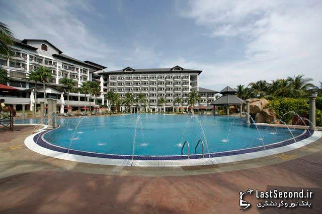 هتل تیستل (Thistle Port Dickson) پورت دیکسون