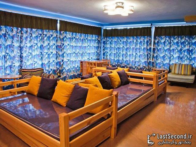 هتل بام رامسر - تله کابین رامسر