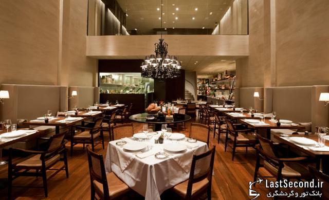 بهترین رستوران های دنیا