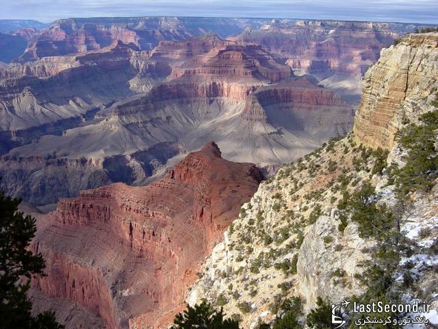Grand Canyon - گرند کنیون