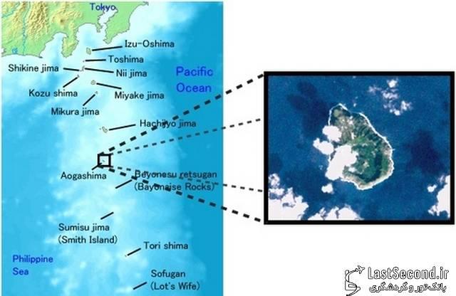 جزیره ی اوگاشیما