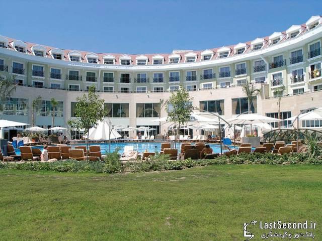 هتل مدر ریزورت، آنتالیا