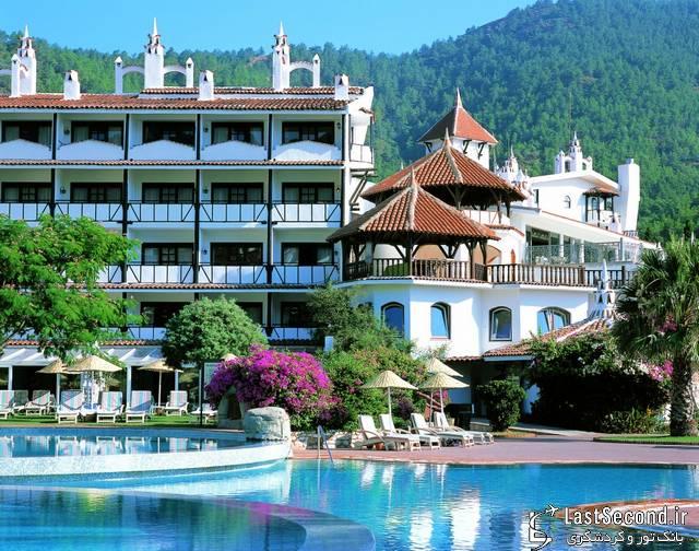 هتل مارتی ریزورت مارماریس - Pineta Deluxe Hotel Marmaris