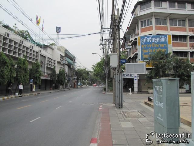سفرنامه بانکوک