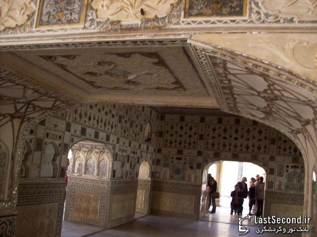 قصر ماهاراجه در قلعه آمبر